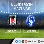 Beşiktaş-Sarıyer maçına Passolig kartınız ile veya kağıt bilet alabilirsiniz. http://t.co/IBt3HoPBDt http://t.co/uRjI621Vta