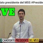 Twitter / @beppe_grillo: DIRETTA! Il M5S sceglie in ...