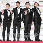 Twitter / @kor_celebrities: Super Junior、第4回ガオンチャートK-P ...