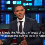 WATCH: Trevor Noah on how #BokoHaram is being ignored in America (http://t.co/PvcRqKlDcR) http://t.co/cLp5M0kmxP