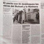Gracias a la militancia de @iuzaragoza y al Referéndum de los Presupuestos del Ayuntamiento de #Zaragoza se consigue http://t.co/GGXnu37taI