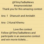 @FilmyTadkaNews Did my best..  Invited many.  Hipe you like..  #mymovieticket  #mymovieticket  #mymovieticket http://t.co/5RiSmiocBt