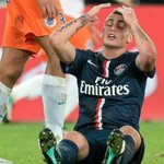 Twitter / @sofoot: Marco Verratti encore abse ...