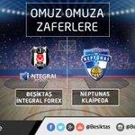 Beşiktaş İntegral Forex Takımımıza Eurocup maçında destek için saat 20.00de tribünde buluşalım. http://t.co/A91Hl9RJO0