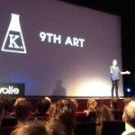 Twitter / @Janske1: Tom Kortbeek van Kunstlab ...