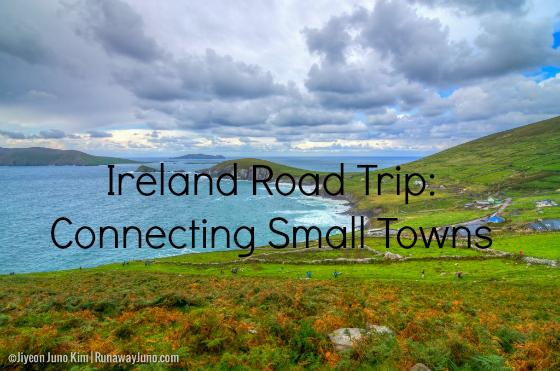 Ireland Road Trip: Connecting Small Towns RoadTrip IrelandTravel @Enterprise