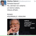 Scusaahahahahahahahahahahahahahahah @nonleggerlo non riesco a smetteahahahahahahah #tuttofinito #quirinale #salvini http://t.co/e1MD5vFvS6