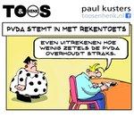 Twitter / @Titchener: Cartoonist Paul Kusters ov ...