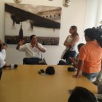 [VIDEO] Declaraciones del gobernador @JCGossain carta al #GobiernoNacional sobre #BaseNaval  http://t.co/MNODPuMNVn http://t.co/lbsAii5GRQ