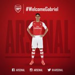 Its official - @Arsenal have signed Gabriel from Villarreal! Full story here: http://t.co/PTmDsbDkvj #WelcomeGabriel http://t.co/PgkgL21j6G