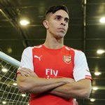 PICTURES: See Gabriel in @Arsenal colours for the first time in our gallery: http://t.co/w17dVrDQi2 #WelcomeGabriel http://t.co/igBYZcd6XE