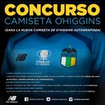 ¡Gana la camiseta de @OHigginsoficial autografiada por Pablo Calandria!  Haz RT y escríbenos porqué quieres ganarla. http://t.co/bsYSGPfNnd