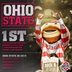 #DYK: Ohio State is 1st team in college football history to beat four 11-or-more-win FBS teams in one season #GoBucks http://t.co/i8lvKwSa7v
