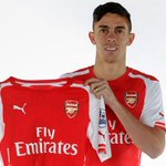 VIDEO: Watch our exclusive first interview with Gabriel as an @Arsenal player: http://t.co/10PKO24leb #WelcomeGabriel http://t.co/kp12ZvbTeI