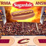 Twitter / @cavs: How many @SugardaleFoods h ...