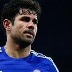Twitter / @FA: Chelsea striker Diego Cost ...