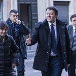 Twitter / @Corriereit: Quirinale, Berlusconi a Pa ...