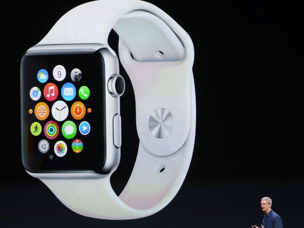 Apple começará a vender relógio inteligente Apple Watch em abril http://t.co/Pgo09zCwyn #G1 http://t.co/3ZHz4TdObB