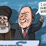 Twitter / @dimireider: Israeli cartoonists: Is Ha ...