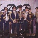 Twitter / @kor_celebrities: Super Juniorは28日開かれた「第4回ガオ ...