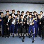 Twitter / @kor_celebrities: Super Junior & EXO (第4回ガオン ...