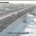 Twitter / @JohnHillTraffic: 70 E #traffic 15 minutes f ...