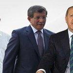 Twitter / @cumhuriyetgzt: 'Erdoğan ve Davutoğlu, Öca ...