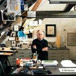 De studio van Dick Bruna krijgt vanaf september 2015 een permanente plaats in het Centraal Museum. http://t.co/hXlP6caGQ2