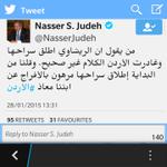 Twitter / @charliewinter: #Jordans Foreign Minister ...