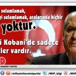 Twitter / @MHP_Bilgi: Ha Kandil'i selamlamak, ha ...