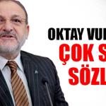 Twitter / @Haberhergun: Oktay Vuraldan Başbakana ...