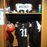 Twitter / @john_kucko: At #NFL Experience, each t ...