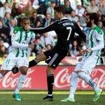Cristiano Ronaldo given 2-game ban for kicking an opponent in Real Madrids 2-1 La Liga win vs Cordoba. http://t.co/iUMvh16bv3