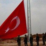 Twitter / @dhainternet: Kobani sınırına dev Türk b ...