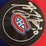 #BellCause : Si ce tweet obtient 100 RT, nous ferons tirer une rondelle autographiée par Guy Lafleur ! GO ! http://t.co/alTP7MouL4