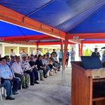 La productores de la provincia participan de esta 1ra. Ronda de Negocios con las cadenas de Supermarcados del país. http://t.co/uiRCoNa8I5