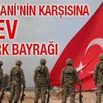 Twitter / @odatv: Kobaninin karşısına dev T ...