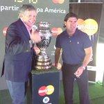 Copa América en Rancagua @alcaldesoto http://t.co/l3YI9U4t41