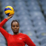 Twitter / @JornalOGlobo: Fabiana, da seleção de vôl ...