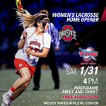 Twitter / @OhioState_WLAX: 3 more days! See you Satur ...