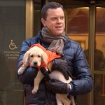 It's doggone cold! Watch @WranglerTODAY make his big TODAY plaza debut http://t.co/M0P9r26ZmF
