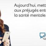 Twitter / @OlympiqueCanada: Aujourd'hui, @Bell_Cause p ...