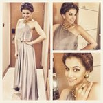 RT @DevsB: Styled: @taapsee at a Calender Launch wearing Komal Sood dress and @SuhaniPittie necklace and Nayensee ring.