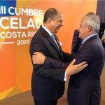 Twitter / @luisguillermosr: Recibo al Presidente de Gu ...