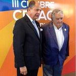 Twitter / @luisguillermosr: Recibo al Presidente de Ur ...