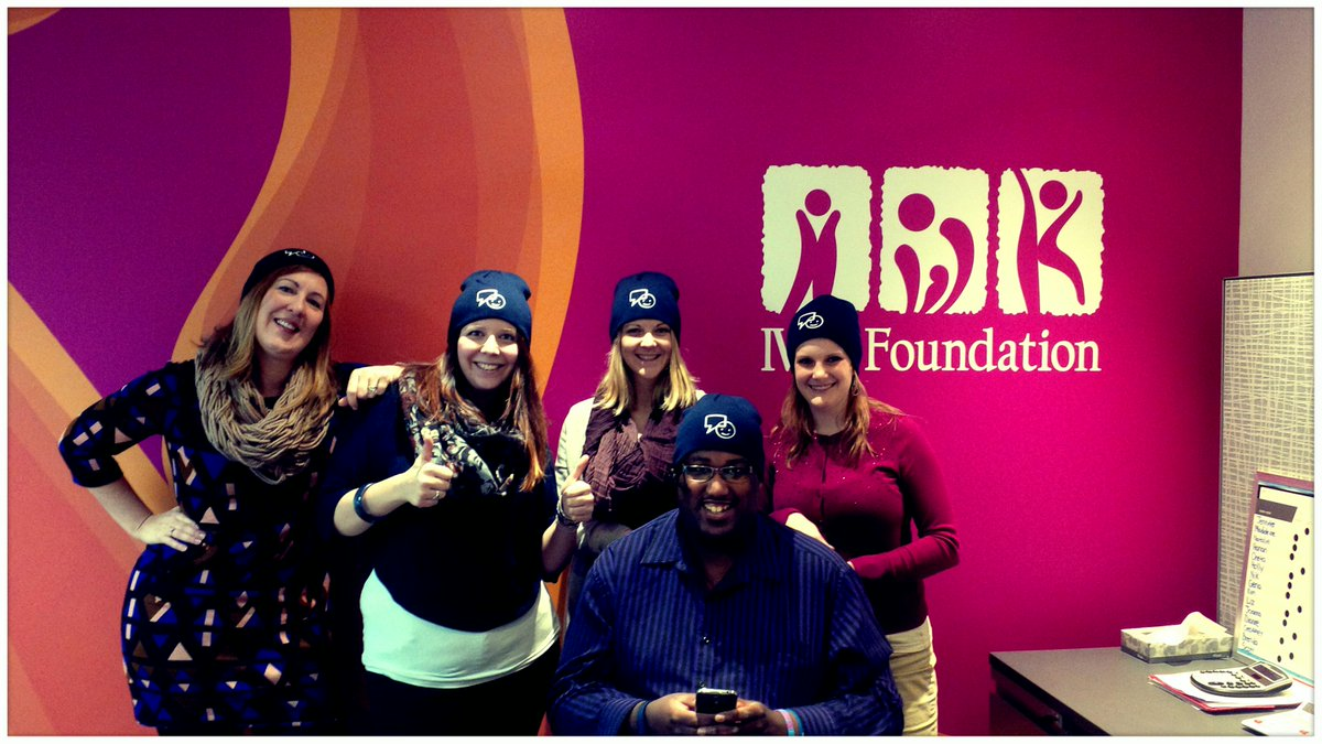 Today is #BellLetsTalk Day! Here are just a few of our staff showing their support. @Bell_LetsTalk http://t.co/0mHNWWvTkC
