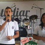 Twitter / @sergio_fajardo: Juan Pablo y Luisa. Estudi ...