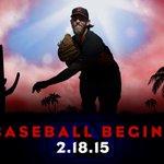 Can you feel the heat? It's coming. #BaseballBegins http://t.co/5G9TjZQtUL