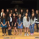 Our Lancer girls attending Whittier Womens Conference at Whittier College! http://t.co/tUo16yKIce