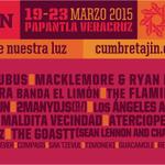 Presentan cartel completo del Festival #CumbreTajín2015. Todo listo en Papantla, #Veracruz. http://t.co/rAKFR50pkn http://t.co/xX0UgJhM07
